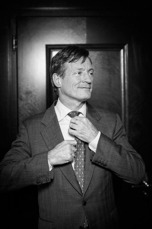 Brady Dougan, ehem. CEO von Credit Suisse