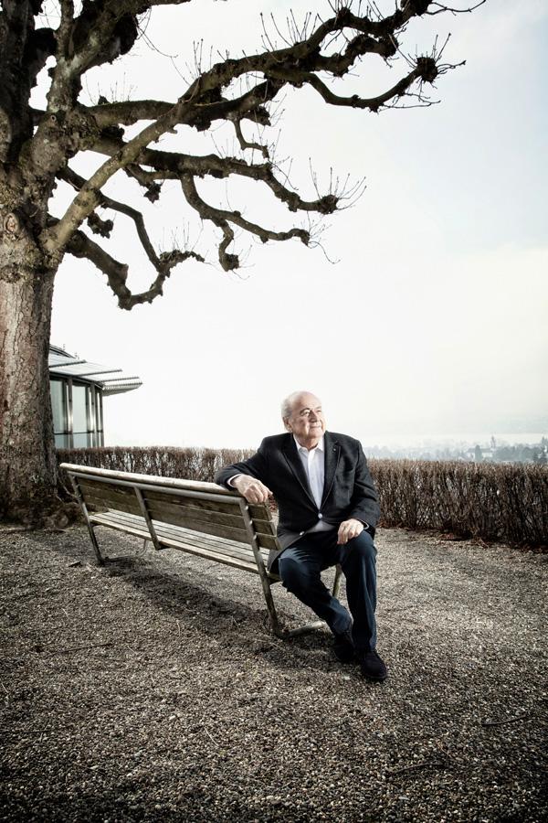 Sepp Blatter, ehem. Fifa-Präsident