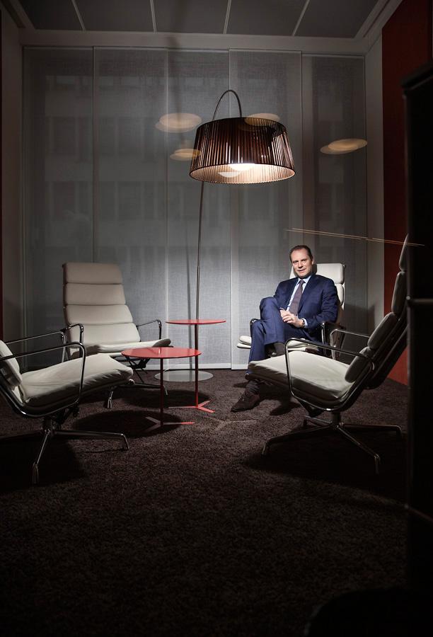 Stefan Pfister, CEO KPMG Schweiz