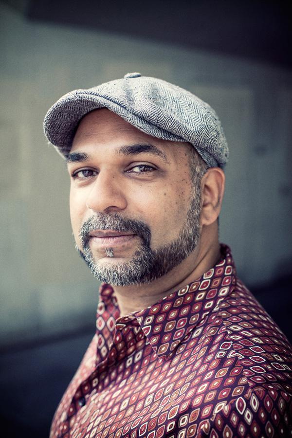Sunil Mann, Krimiautor