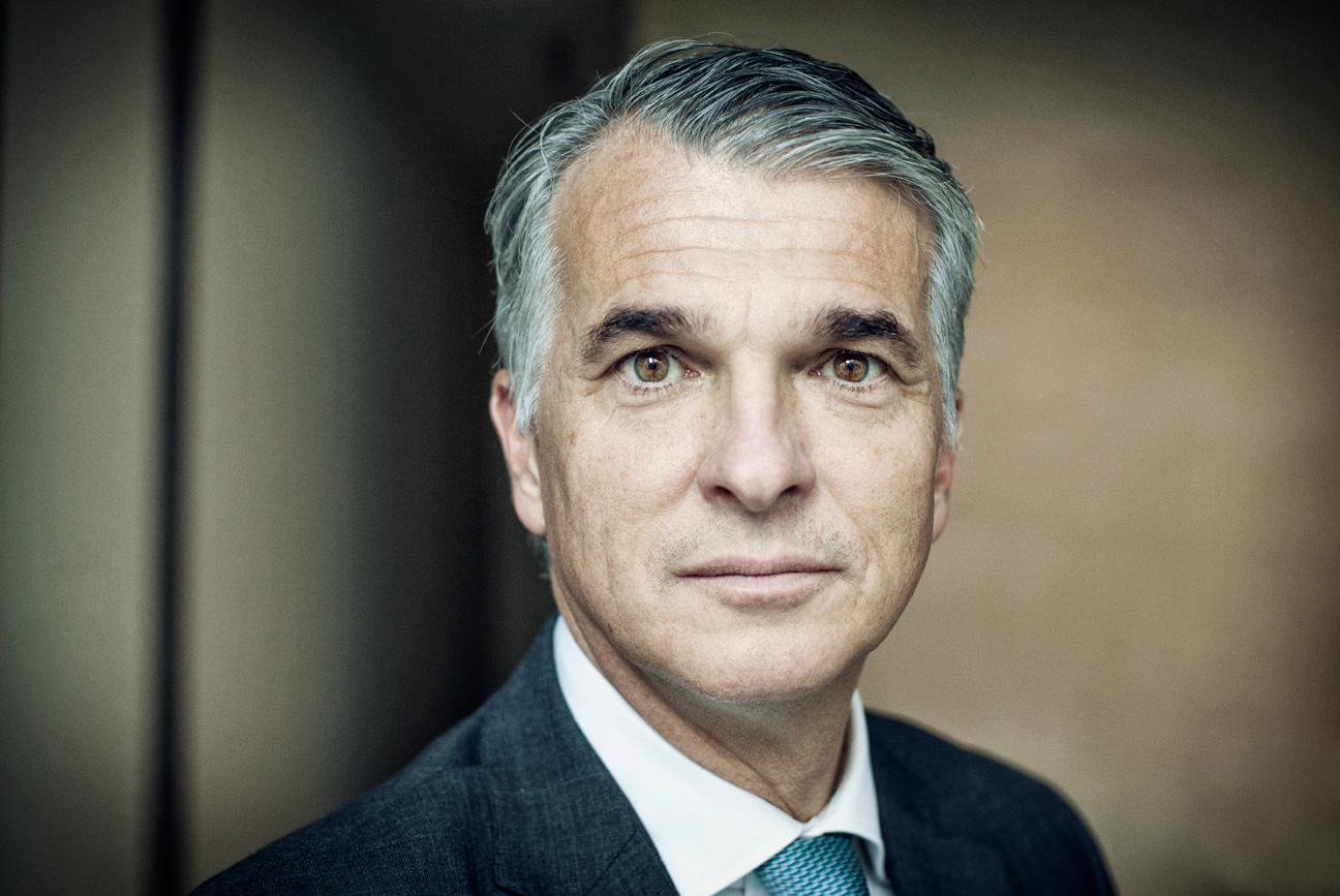Sergio Ermotti, CEO der UBS