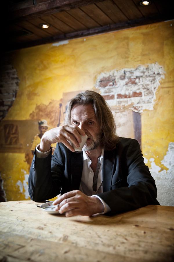 Helge Timmerberg, deutscher Journalist, Weltreisender
