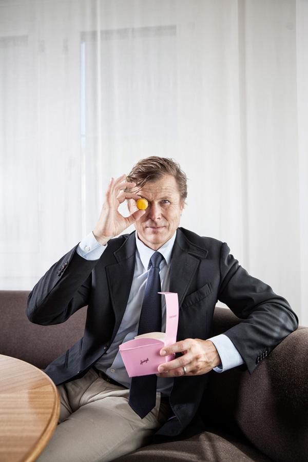 Tomas Prenosil, CEO Sprüngli