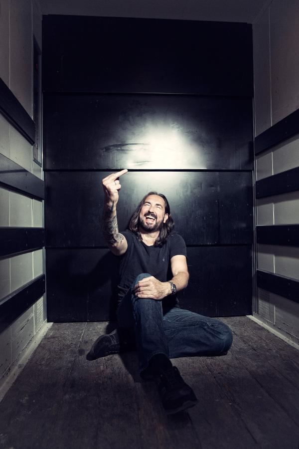 Tommy Vetterli, Gitarrist und Musikproduzent