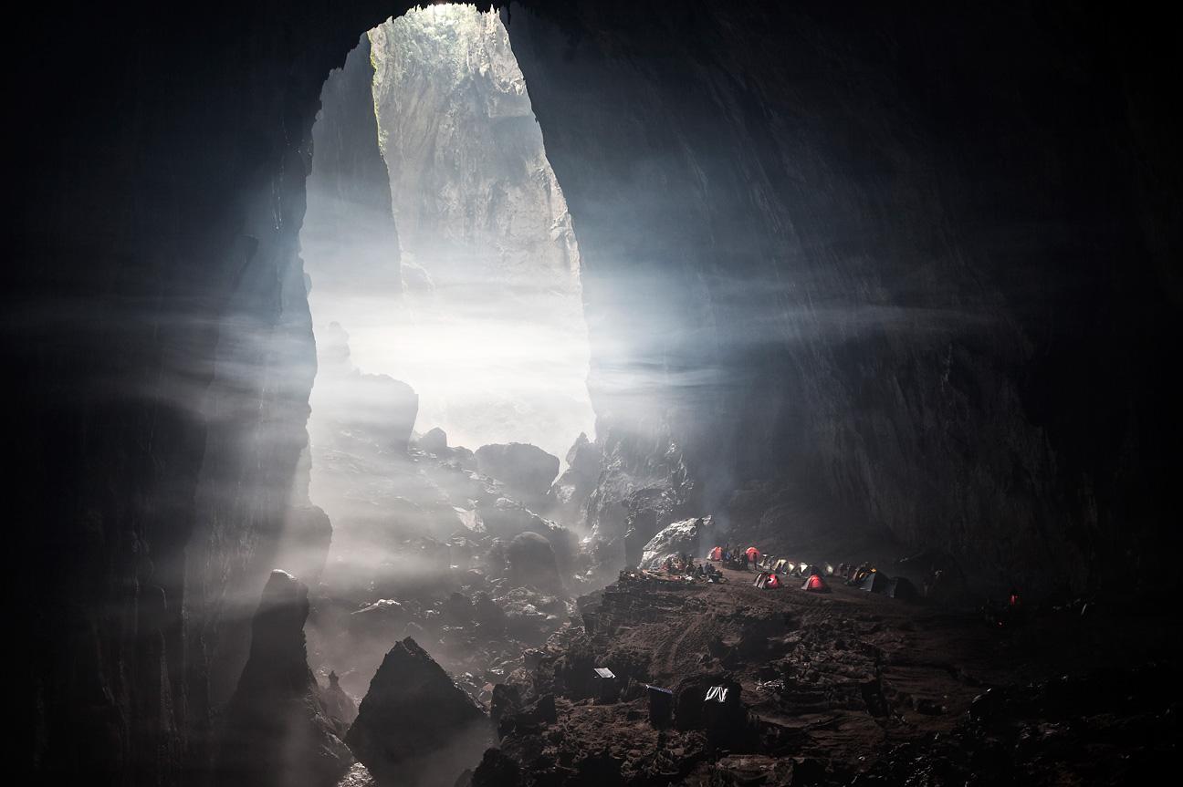 Son Doong Cave – die grösste Höhle der Welt
