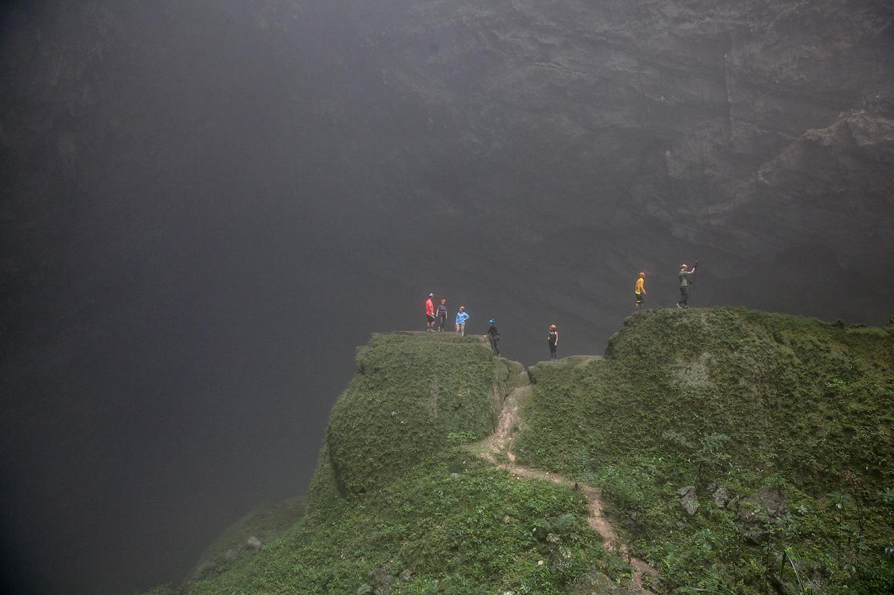 Die Höhle ist erst 2009 erforscht worden und erst seit 2014 für eine begrenzte Anzahl Touristen zugänglich.